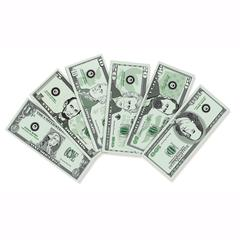 BONUS BILL ASSORTMENT SET 500/PK REALISTIC