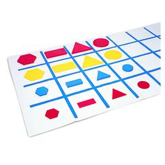 GRAPH IT MAT GRID/VENN DIAGRAM 42 X 72 MAT 4 X 12 GRID