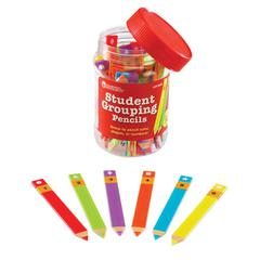 STUDENT GROUPING PENCILS SET OF 36