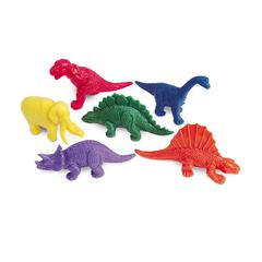 LEARNING RESOURCES COUNTERS MINI DINOS 108-PK