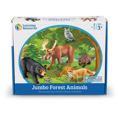 JUMBO ANIMALS - FOREST ANIMALS