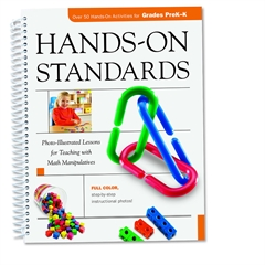LEARNING RESOURCES HANDS ON STANDARDS MATH GR PK-K