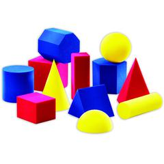 EVERYDAY SHAPES ACTIVITY SET