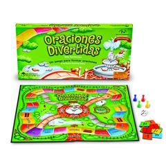 ORACIONES DIVERTIDAS SILLY SENTENCES GAME