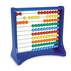 LEARNING RESOURCES 10 ROW ABACUS