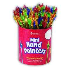 LEARNING RESOURCES MINI HAND POINTERS SET OF 100