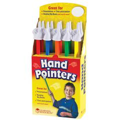 HAND POINTERS SET OF 10