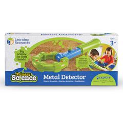 LEARNING RESOURCES PRIMARY SCIENCE METAL DETECTOR