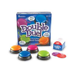 DOUBLE DUEL  A SOUND ALIKE WORD GAME