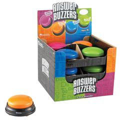 LEARNING RESOURCES ANSWER BUZZERS POP SET OF 12
