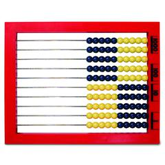 LEARNING RESOURCES 2 COLOR DESKTOP ABACUS