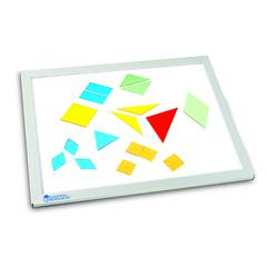 LEARNING RESOURCES GLO PLANE ULTRA SLIM LIGHT PANEL