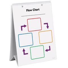 LEARNING RESOURCES FLIP CHART GRAPHIC ORGANIZER