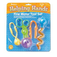LEARNING RESOURCES FINE MOTOR TOOL SET