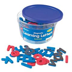 LEARNING RESOURCES MAGNETIC LEARNING LETTERS LOWERCASE