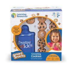 LEARNING RESOURCES SMART SNACKS COUNTING COOKIES 0-10
