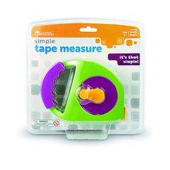 LEARNING RESOURCES NEW SPROUTS MEASURE IT MY VERY OWN TAPE MEASURE