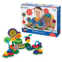 LEARNING RESOURCES GEARS GIZMOS 82 PIECES