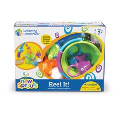 LEARNING RESOURCES NEW SPROUTS REEL IT