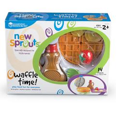 NEW SPROUTS WAFFLE TIME