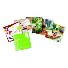 SNAPSHOTS CRITICAL THINKING PHOTO CARDS GR PK-K SET OF 40