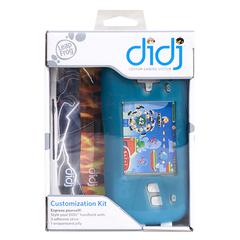 LEAPFROG ENTERPRISES DIDJ CUSTOMIZATION KIT BLUE AGE 6+