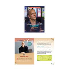 STEM BIOS TRAILBLAZER TONY FADELL IPOD ELECTRONIC VISIONARY