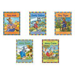 LERNER PUBLICATIONS LETS READ TOGETHER LONG VOWELS 5 BOOK SET