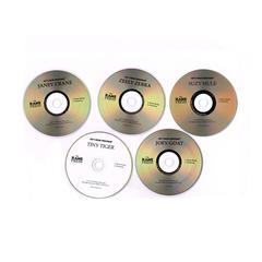 LETS READ TOGETHER LONG VOWELS READ ALONG 5 CD SET