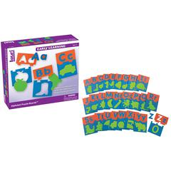 PLAYMONSTER(PATCH) ALPHABET PUZZLE BOARDS