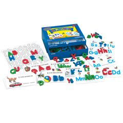 ALPHABET PHONICS LEARNING CENTER KIT