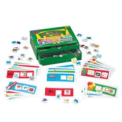 BEGINNING BLENDS PHONICS LEARNING CENTER KIT