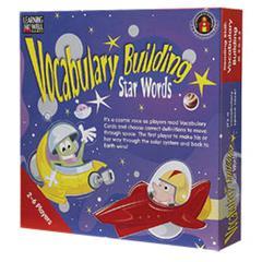 EDUPRESS VOCABULARY BUILDING STAR WORDS RED