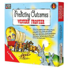 PREDICTING OUTCOMES WESTERN FRONTIER RED
