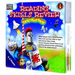 READING SKILLS REV TIME CAPSULE BL
