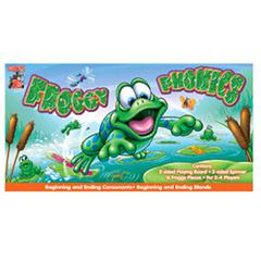 EDUPRESS FROGGY PHONICS - DIGRAPHS/DIPHTHONG