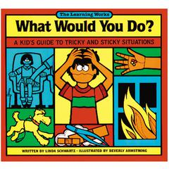 CREATIVE TEACHING PRESS WHAT WOULD YOU DO GR 2-6