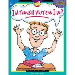 CREATIVE TEACHING PRESS IM THROUGH WHAT CAN I DO GR 3-4