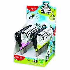 MAPED USA 5IN KOOPY SCISSORS WITH SPRING 20PK DISPLAY
