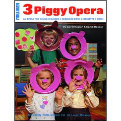 MILLIKEN MUSICALS THREE PIGGY OPERA