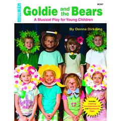 MILLIKEN MUSICALS GOLDIE AND THE BEARS