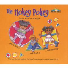 MELODY HOUSE THE HOKEY POKEY CD