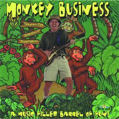 MELODY HOUSE MONKEY BUSINESS CD