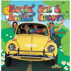 MELODY HOUSE HAVIN FUN & FEELIN GROOVY CD
