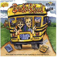 MELODY HOUSE BACK TO SCHOOL AGAIN CD
