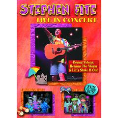 MELODY HOUSE STEPHEN FITE LIVE IN CONCERT DVD
