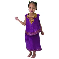 MOJO EDUCATION AFRICAN GIRL DRESS UP