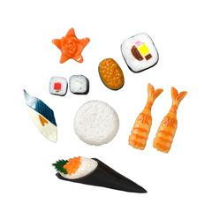 MOJO EDUCATION JAPANESE PLAY FOODS