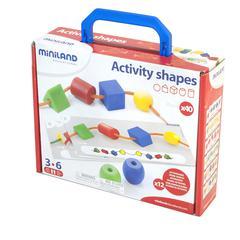 MINILAND EDUCATIONAL ACTIVITY SHAPES