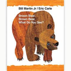MACMILLAN / MPS BROWN BEAR BROWN BEAR BIG BOOK